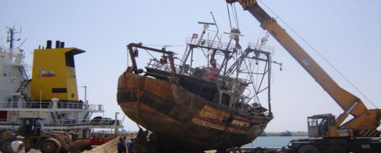 Sécurité des navires de pèche